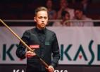 """""""Riga Masters"""" pirmās dienas haosā Judins iekļūst pamatturnīrā un zaudē 1. kārtā"""