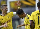 Dortmunde otro sezonu pēc kārtas sāk ar ielaistiem vārtiem pirmajā minūtē un uzvaru