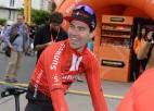 """""""Giro d'Italia"""" čempions Dumolēns maina komandu un sezonā saņems 2,5 miljonus eiro"""