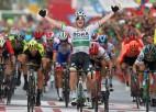 """Neuzveicamais Benets triumfē arī """"Vuelta a Espana"""", izcīnot 12. uzvaru šosezon"""