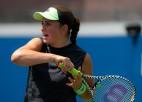 """Ostapenko pirmoreiz sasniedz """"US Open"""" pāru 1/8 finālu, panākums arī Sevastovai"""