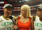 Video: Kādus panākumus Lietuvas līdzjutēji gaida no savas izlases Ķīnā?