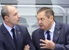 """Beresņevs uzņemas KHL kluba """"Sochi"""" galvenā trenera pienākumus"""