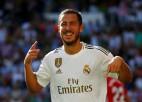 """Azāram pirmie vārti, Madrides """"Real"""" pieveic """"Barca"""" pārizdarītāju"""
