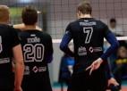 Latvijas klubiem zaudējumi piecos setos spēlēs Igaunijā
