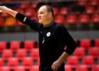 Telpu futbolisti Pasaules kausa kvalifikāciju turpina ar zaudējumu Eiropas čempioniem