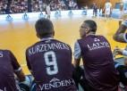 Latvijas handbola izlase pārbaudes spēlē zaudē Luksemburgai