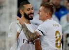 """Madrides """"Real"""" jau mača sākumā iznīcina pastarīti """"Leganes"""""""
