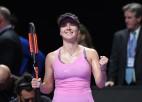 """Svitoļinai 10. """"WTA Finals"""" uzvara pēc kārtas, Bārtijai fināls debijā"""