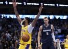 Par NBA otrās nedēļas labākajiem atzīti Deiviss un Adetokunbo