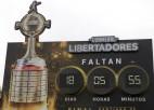 """Starpgadījumu dēļ atkal tiek mainīta """"Copa Libertadores"""" fināla norises vieta"""