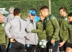 """""""Napoli"""" haoss: pamatīgs konflikts starp kluba vadību un spēlētājiem"""