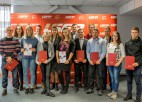 LSFP piešķir stipendijas 41 sportistam