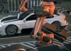 DTM vīzija: 1000 zirgspēku elektromašīnas un roboti mehāniķu vietā