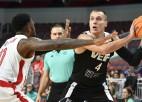 """Stumbris: """"Pietrūka komandas basketbola un spēlētāju"""""""