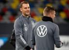 Vācijai un Nīderlandei iespēja pievienoties Eiropas čempionāta dalībnieku pulkam