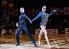 Pasaules čempionātā jauniešiem Latīņamerikas dejās Latvijas pāri nesasniedz ceturtdaļfinālu