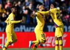 """Vidals izrauj """"Barcelona"""" uzvaru 79. minūtē"""