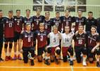Latvijas jaunie volejbolisti iekļūst Eiropas U-18 čempionāta otrajā atlases kārtā