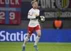 """Fošberjs neticami izglābj Leipcigu, """"Ajax"""" triumfē Lillē un tuvojas """"play-off"""""""