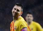 """Mesi smagā spēlē Madridē izrauj Barselonai uzvaru pret """"Atletico"""""""