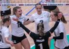 Vēsturiska spēle: Latvijas sieviešu klubu volejbols debitēs Eiropā