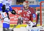 Gudļevskim otrā uzvara Vācijā, Jansonam pirmie vārti VHL čempiones rindās