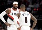 NBA atgriešanās plāns briesmās?