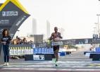 Abū Dabī maratonā uzvar tempa turētājs