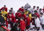 U20 izlase pasaules čempionātu sāks pret no elites izkritušo Dāniju