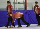 Junioru kērlingistiem sezonas atbildīgākais starts – pasaules čempionāts