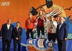 Video: Svarcēlāja Ivanova ar U17 Eiropas rekordu izcīna zeltu