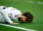 """""""La Liga"""" gada pēdējā spēlē Madrides """"Real"""" vilšanās"""