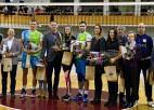 Latvijas volejbola gada labākie - Točs, Kravčenoka, Petrovs, Levinska