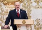 Lukašenko apmierināts, ka teju visa pasaule skatās Baltkrievijas futbolu