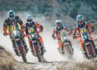 Vai KTM uzvarēs Dakaras rallijā jau 19. reizi pēc kārtas?