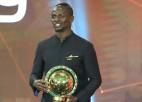 Manē atzīts par Āfrikas gada labāko futbolistu
