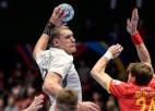 Latvijā aptur handbola sacensības, izlases spēle Telavivā visdrīzāk nenotiks