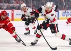 """""""Senators"""" pirms Zvaigžņu spēles pārtraukuma nosūta Balceru uz AHL"""