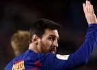"""""""Barcelona"""" grauj, Mesi pamanās piedalīties visos vārtu guvumos"""