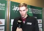 """Video: Trekše: """"Jāpilda trenera plāns, tad arī pret Vāciju viss notiks"""""""