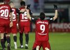"""Otrās līgas komanda """"Mirandes"""" turpina uzvaru gājienu - izsit arī """"Villarreal"""""""