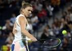 Pirmais WTA turnīrs pēc pārtraukuma zaudē savu lielāko zvaigzni Halepu