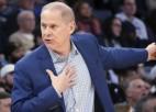 """Oficiāli: """"Cavaliers"""" galvenais treneris Beileins atkāpies no amata"""