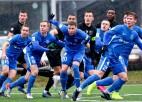 """""""Liepāja"""" zaudē Kiprā, citas Virslīgas komandas spēlē Baltijā"""