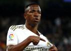 """Madrides """"Real"""" beidzot uzvar <i>El Clásico</i> Spānijas čempionātā"""