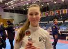 Jolanta Tarvida iegūst Hamburgas sudrabu pasaules reitinga turnīrā