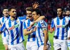 """""""Real Sociedad"""" Karaļa kausa finālā pirmoreiz kopš 1988. gada"""