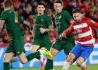 """Bilbao """"Athletic"""" salauž Granadas sirdis un nodrošina Basku Zemes finālu"""