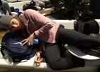 """Bukša: """"Frankfurtes lidostā bija šausmīgākā nakts manā dzīvē"""""""